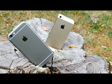 Apple iPhone 6 vs iPhone 5s vs iPhone 6 Plus - Comparison!