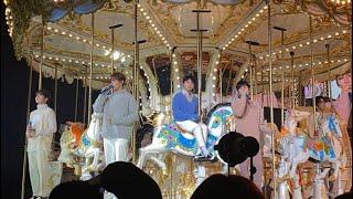 [세븐틴] 200105 골디(GDA) 세븐틴(Seventeen) 포옹 무대 직캠