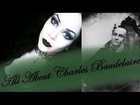 The Tempting and Mysterious Charles Baudelaire