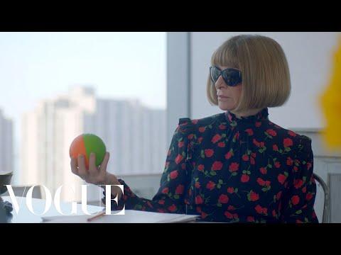 Anna Wintour's Secret Talent | Vogue