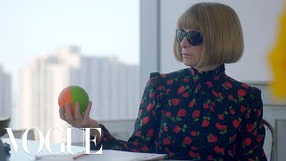 Anna Wintour S Secret Talent Vogue