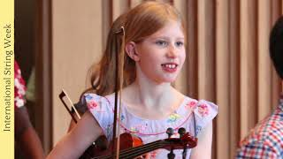 Wells Music Summer School: International String Week