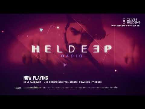 Oliver Heldens - Heldeep Radio #181