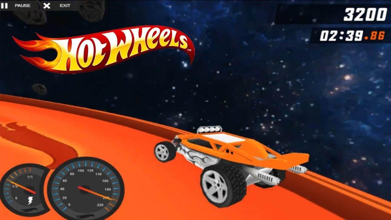 Juego De Autos 125 Hot Wheels Track Builder Youtube