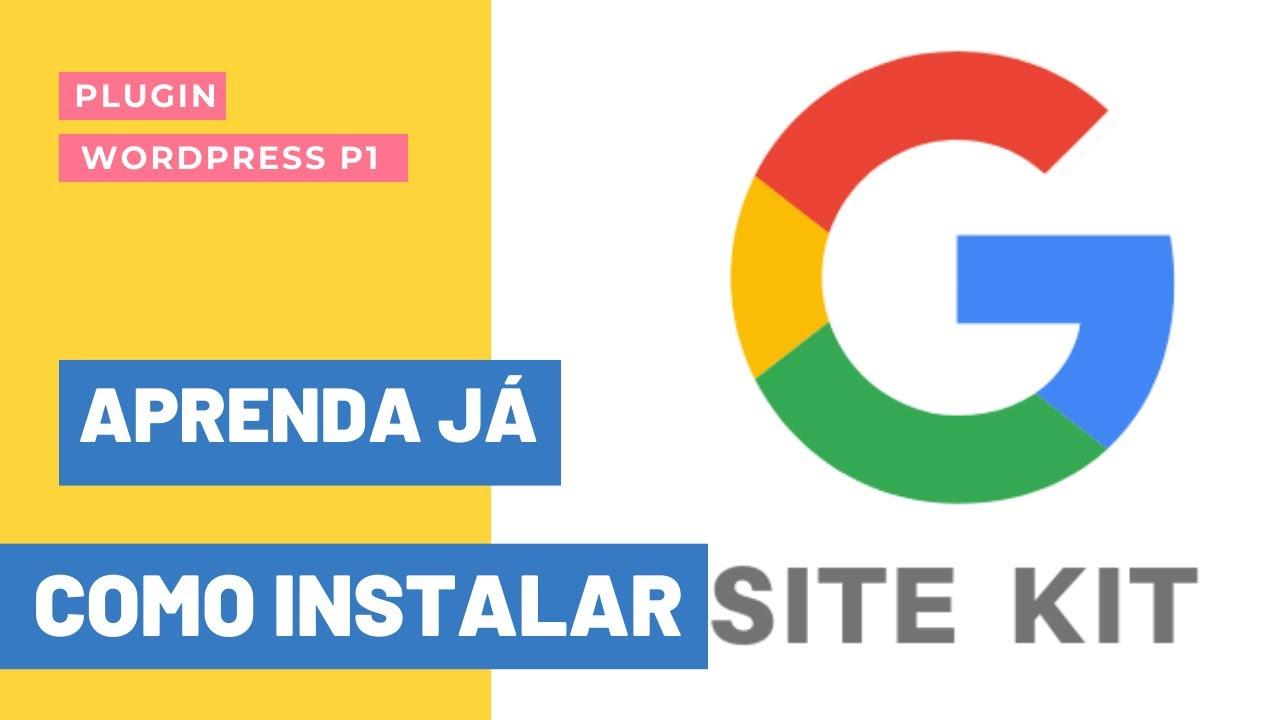 Download Como usar o Google Site Kit plugin Wordpress