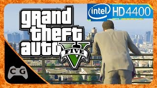 GTA 5 PC Gameplay Intel HD Graphics - Tirando Duvidas #52