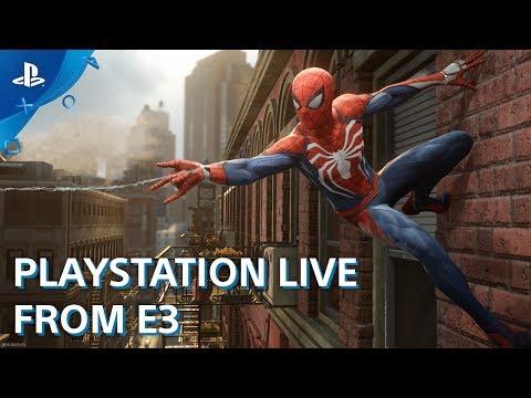 Marvel's Spider-Man - PS4 Details | E3 2017
