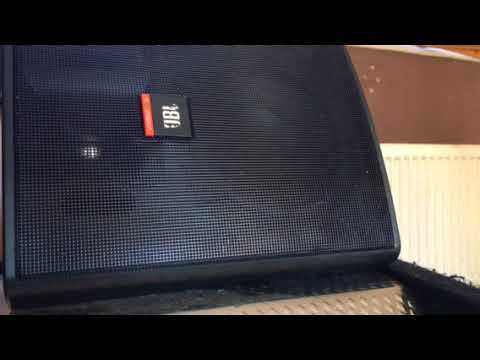 JBL control 25 speaker *full test!*