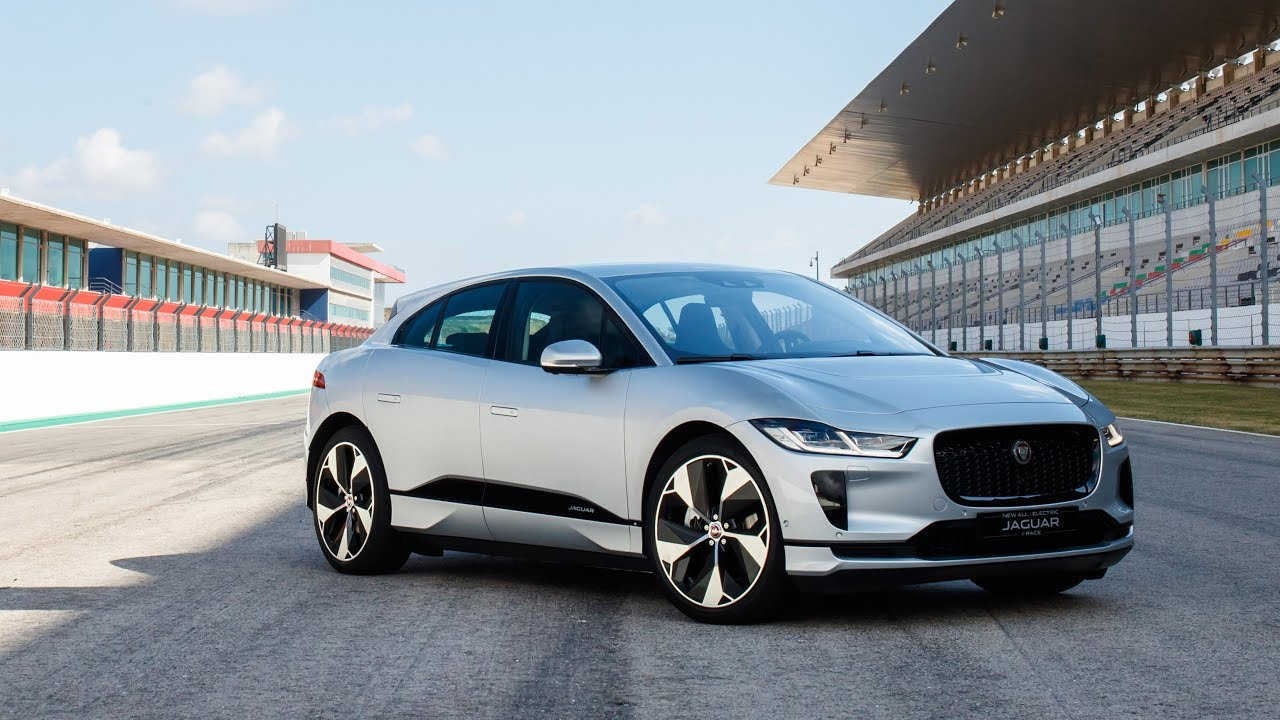 Jaguar I Pace European Car Of The Year 2019 A Year To Remember