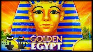Golden Egypt 💰 The Slot Cats 🎰😸😺