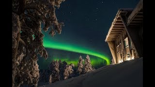 Imagine having 300+ hectares of private wilderness within the arctic circle to yourself, no light pollution and mighty northern lights are dancing in the...