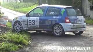 Vid�o Rallye Charlemagne 2014 Show Crash par PasCordeRally (1437 vues)