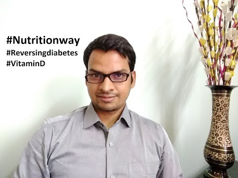 Vitamin-D for Diabetes