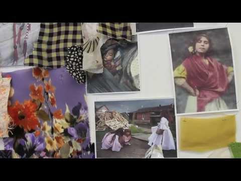 DELPOZO SS14  Fashion Show Invitation