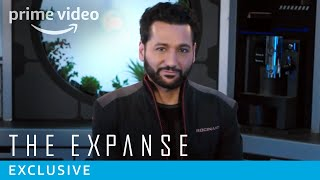 The Expanse - Featurette: For Newbies | Prime Video