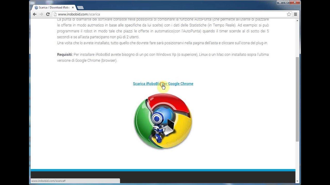 scaricare browser per windows xp