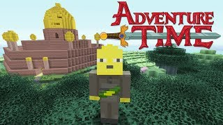 Minecraft - Adventure Time -  Lemongrab