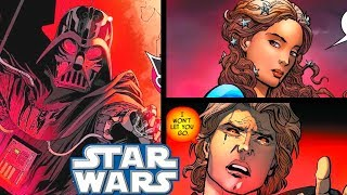 DARTH VADER FINALLY REUNITES WITH PADME!!(CANON) - Star Wars Comics Explained