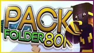 [80K] PACK FOLDER RUSH/HIKABRAIN ! (20 PACKS) 1 TÉLÉCHARGEMENT + 1 ...