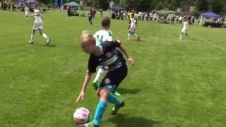 U11 Jhg2005 1. FSV Mainz 05 vs SK Rapid Wien 0:1; SC24.com-Cup Neuburg 28.05.2016