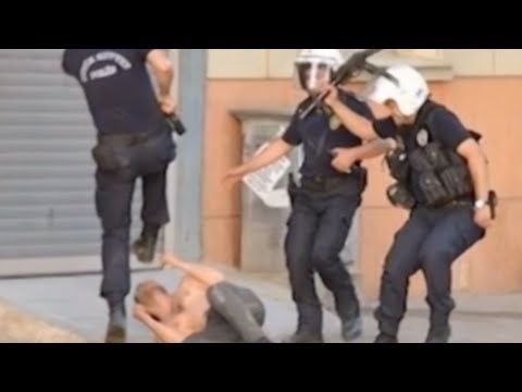 Police Brutality Across Turkey
