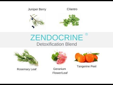 Zendocrine Detoxification Blend Online Class