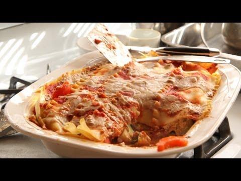 Vegan Lasagna Recipe – Olive Garden Vegetarian Style