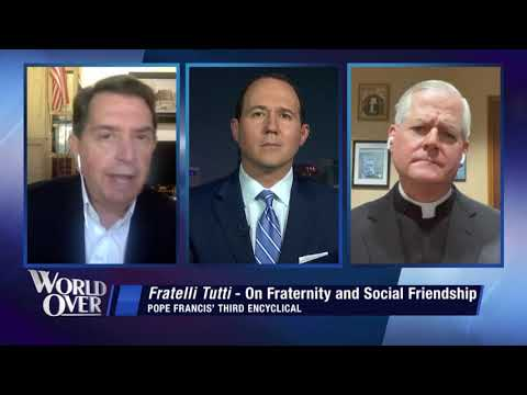 World Over - 2020-10-08 - The Papal Posse with Raymond Arroyo