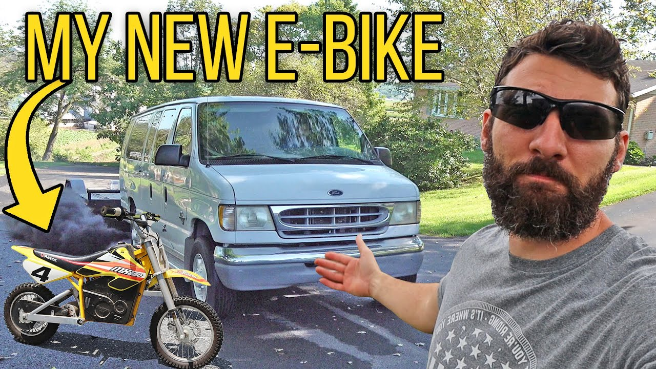 Why I'm SELLING my best motorcycle HAULING van for $6500