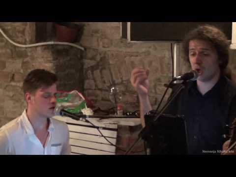 Nemanja Nikolić trio - The Lion Sleeps Tonight (Live in Jazz Bašta 9. 7. 2017.)