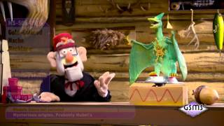 Nacho Necklace | Mystery Shack: Shop at Home | Disney XD