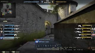 CS:GO Ak-47 ace spraylelelelelelelel