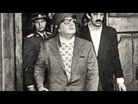 President Salvador Allende: The Last Speech