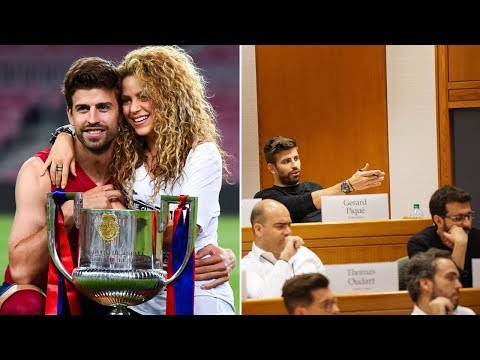 Piqué's incredible success story - Oh My Goal