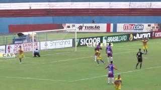 Goianão 2017:Melhores momentos do empate entre Itumbiara x Iporá no Estádio JK