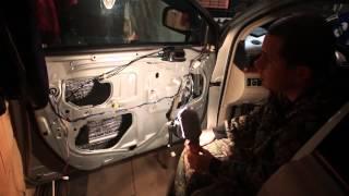 Шумоизоляция дверей Toyota Avensis(В этом видео представлена шумоизоляция двери, с некоторыми нюансами монтажа и демонтажа. Также советы по..., 2015-08-20T17:27:22.000Z)