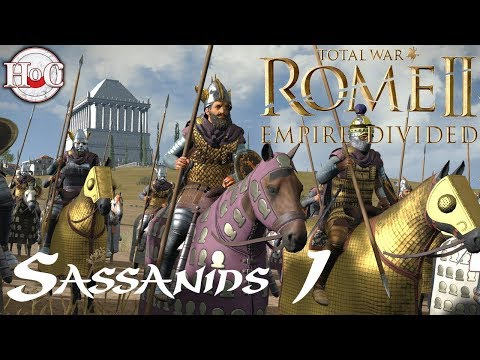 Total War Rome 2 - Empire Divided - Sassanids - 1