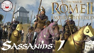 Video Total War Rome 2 - Empire Divided - Sassanids - 1 download MP3, 3GP, MP4, WEBM, AVI, FLV November 2017