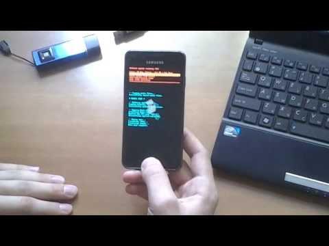 Обновляем Android. Как перепрошить Samsung через Odin? На примере Galaxy S Advance