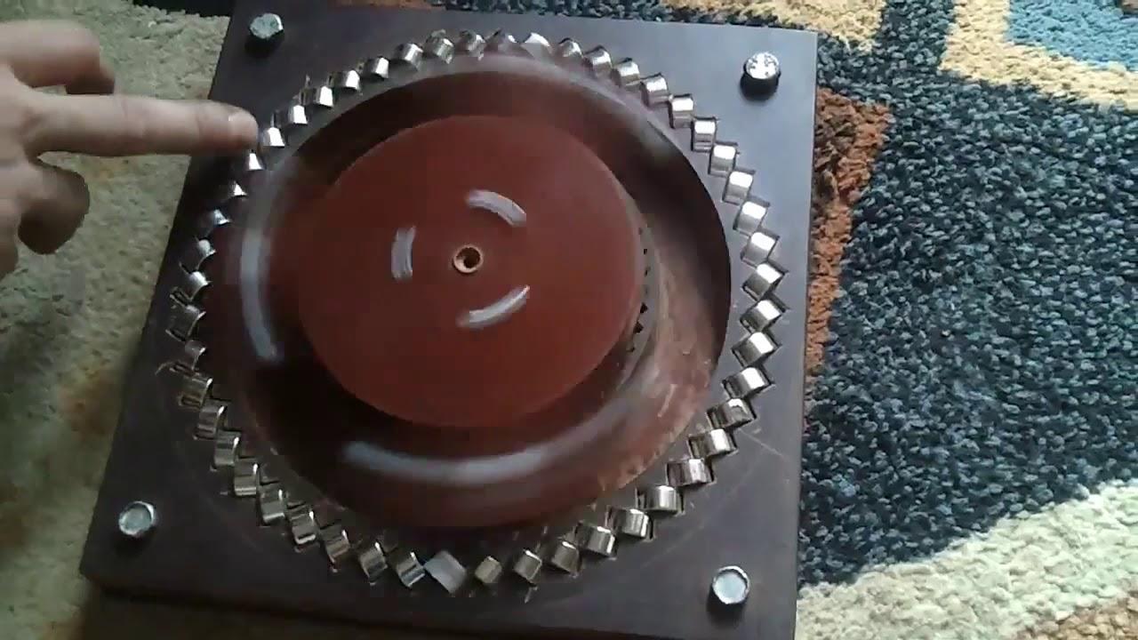 Magnetmotor Fake