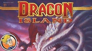 Dragon Island — game preview at Origins Game Fair 2017