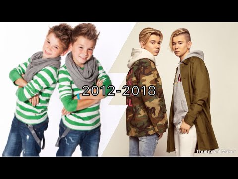 Marcus & Martinus 2012-2018 live preformens evolution (bonus video!)