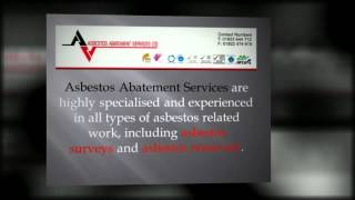 Asbestos surveyers