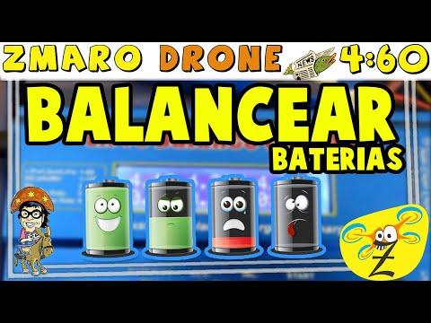 Balanceamento De Baterias Em 4:60 Com Zmaro