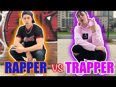 RAPPER VS TRAPPER freestyle (Prod. Keezy & JVLI)