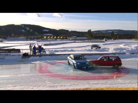 Golden Goal - Bilcurling / Car Curling