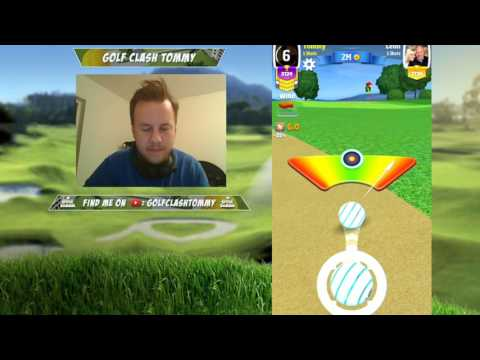 Golf Clash stream, Having a REALLY good run on Tour 9! Tournament is coming up!!