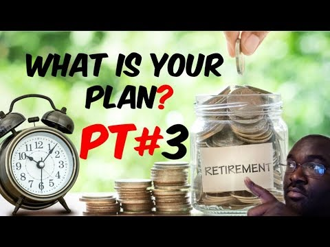 Live # 334 PT#3 How To Plan For Retirement? What's Your Plan?
