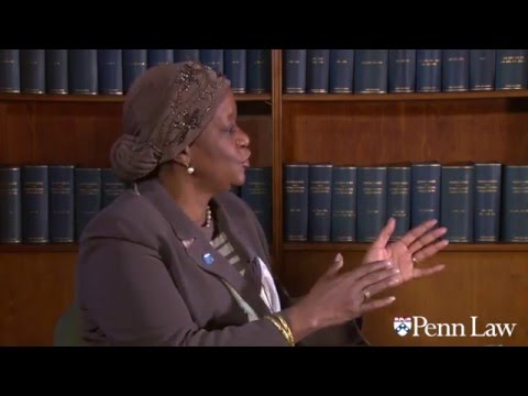 "Zainab Hawa Bangura, ""Women Leaders in Law & Policy on the Global Stage"""
