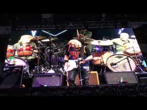Joe Walsh w/the James Gang - Funk #49 - Live - Cleveland, Ohio.  June 10, 2017.